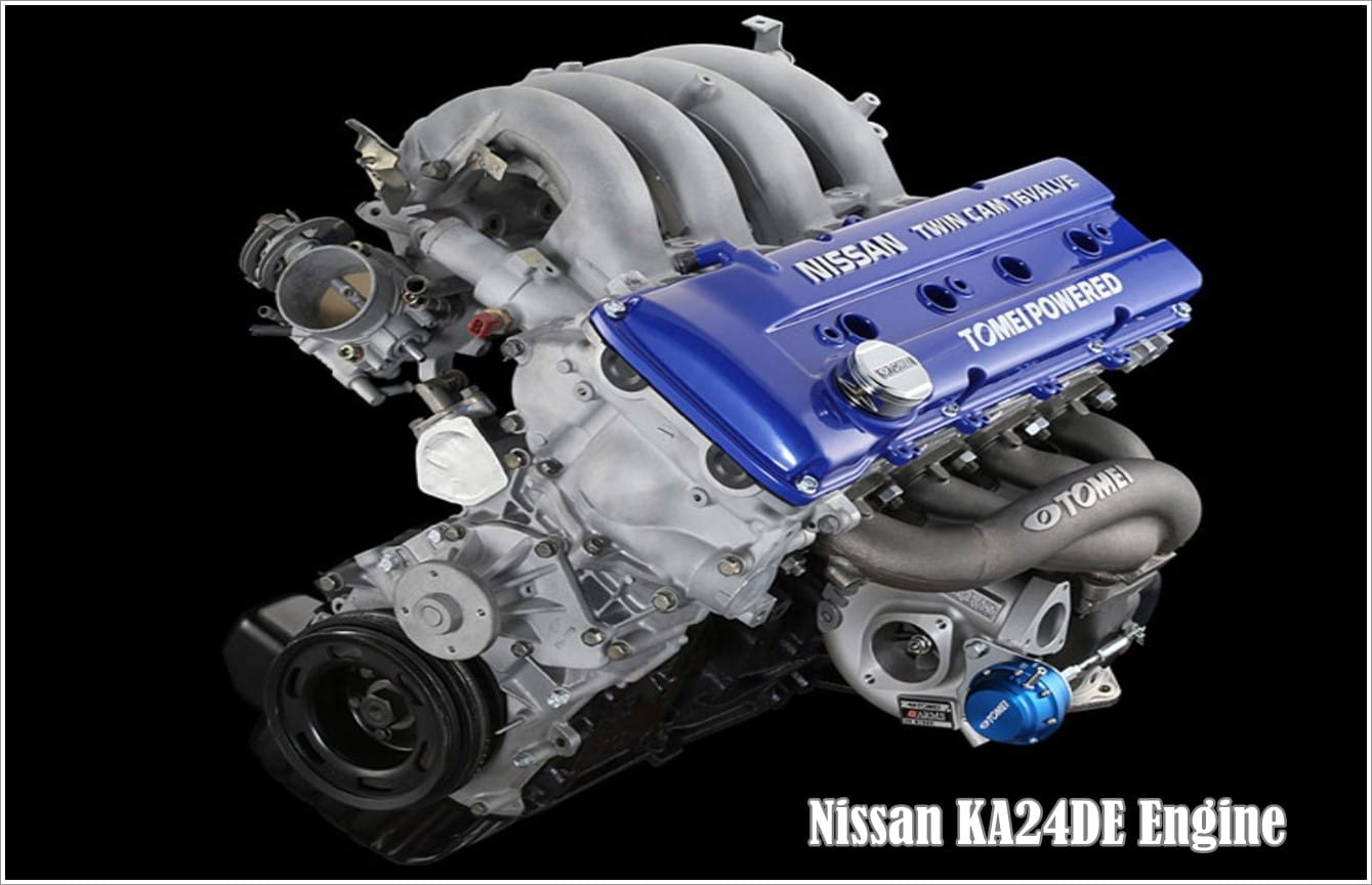 Facts You Should Know About Nissan KA24DE Engine