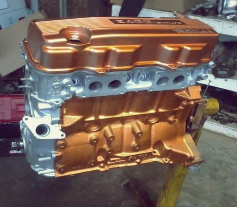 Nissan KA24E Engine