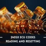 240SX ECU Codes - Reading and Resetting